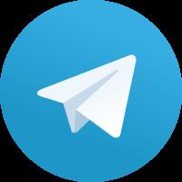 logo di telegramo per contattare