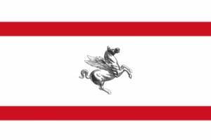bandiera della toscana